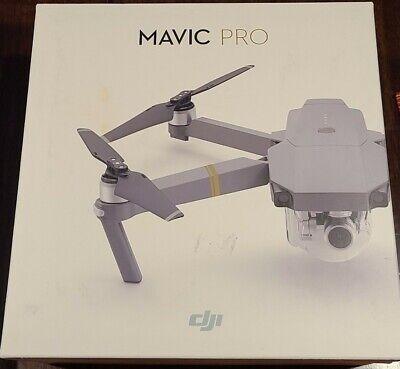DJI - Mavic Pro Quadcopter with Remote Controller - Gray