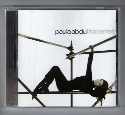 PAULA ABDUL HEAD OVER HEELS CD