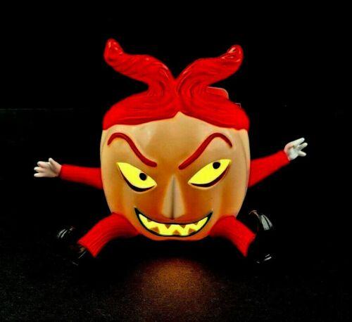 Disney The Nightmare Before Christmas Halloween Lock Mini Light Up Pumpkin