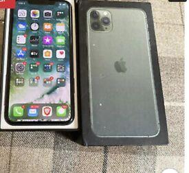 iPhone 11 Pro Max 256 Midnight Green
