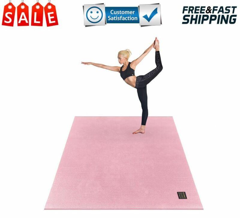 esterilla de yoga grande pilates estiramiento en casa gimnasio ejercicios mat