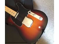 MINT NEW + USA Fender American Telecaster in a new case