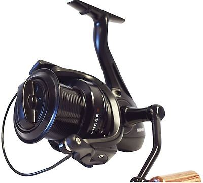 Sonik Vader X 8000 Big Pit Carp Reel with spare spool NEW Fishing