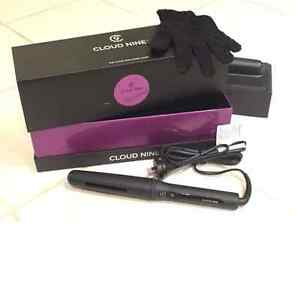 CLOUD NINE Wand hair curling iron - used once Cairns Cairns City Preview