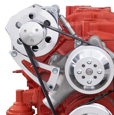 Small Block Chevy Alternator Bracket Long Water Pump 283 302 305 327 350 SBC ALT