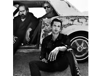The Killers x2 standing tickets, Aberdeen AECC, Tuesday 21st November. £60 each.