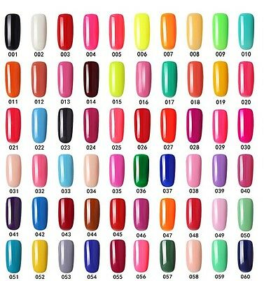 R·S NAIL Gel Nail Polish UV LED Sequined Varnish Soak Off 0.5.oze 308pcs Salon