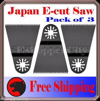3 Japan Tooth Oscillating Multi Tool Saw ...