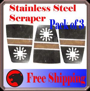 3-Scraper-Oscillating-Multi-Tool-Blade-Disc-Fein-Multimaster-Craftsman-Milwaukee