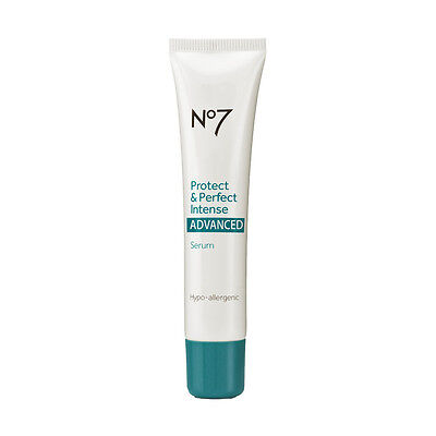 No7 No 7 Protect And Perfect Intense Advanced Serum 30ml Boots RRP £26