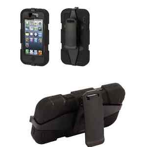 SURVIVAL HEAVY DUTY CASE WITH STAND FOR APPLE & SAMSUNG SHOCKPROOF DUSTPROOF