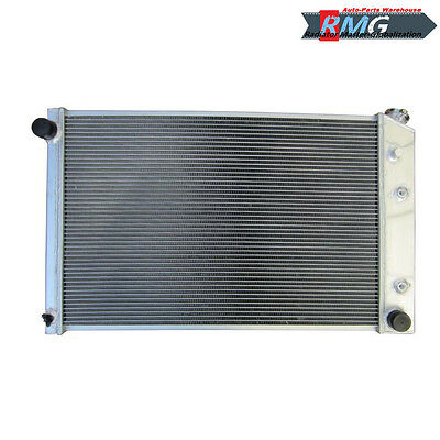 2Row Aluminum Radiator For 1988-1991 GMC C/K 1500 2500 Suburban / Jimmy 89 90
