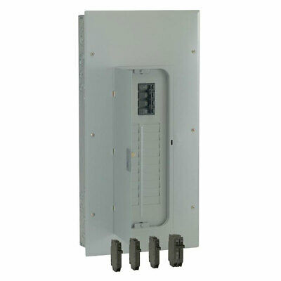 Ge 200 Amp 20-space 40-circuit Indoor Load Center Main Breaker Box Panel Kit