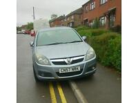Vauxhall vectra hatchback Sri