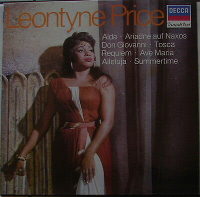 Leontyne PRICE singt Opernarien (Grandi Voci) - NM-