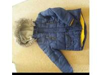 Boys coat aged 5 years