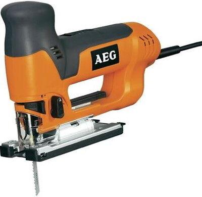 AEG ST 800 XE Stichsäge 4-f. Pendelhub 705 Watt Schnitttiefe bis 110mm