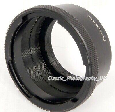 Pentacon SIX Medium Format 6x6cm to Canon EOS Adapter ZEISS Canon Medium Format