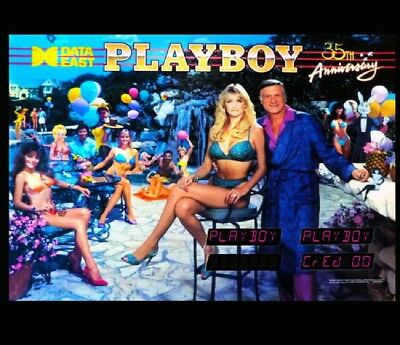 PLAYBOY Complete LED Lighting Kit custom SUPER BRIGHT PINBALL LED KIT
