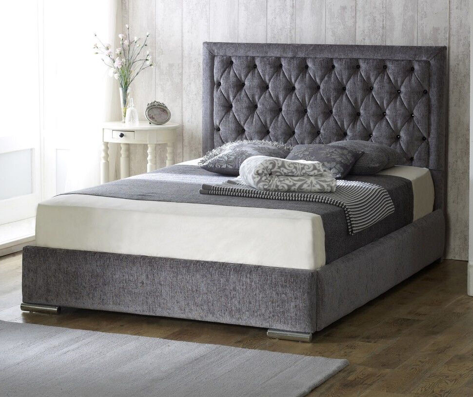 *FREE UK DELIVERY*- Chelsea Velvet Fabric Luxury Ottoman Storage Bed Frame  - EXCLUSIVE - FREE UK DELIVERY*- Chelsea Velvet Fabric Luxury Ottoman Storage