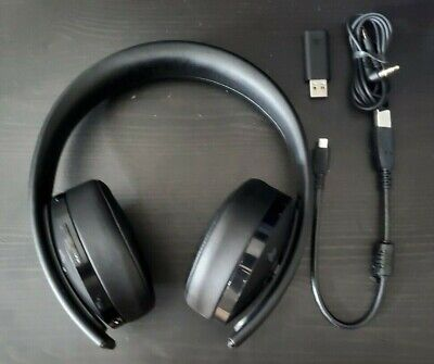Sony Playstation Gold Wireless Stereo Headset- In Box