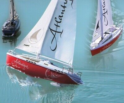 RC Modell ferngesteuertes Segelschiff Atlantique Segelboot Segelyacht 2 Kanal