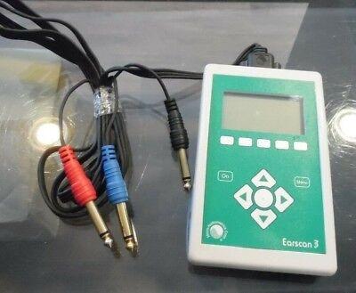 Earscan 3 Screening Audiometer Es3s