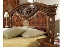 ITALIAN Headboard solid wood