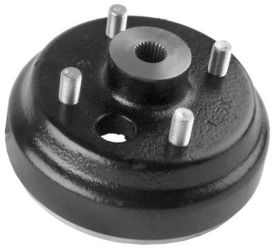 Golf Cart Brake Hub Drum Assembly Fits Select EZGO and Columbia Golf Carts