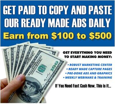 Money Making Turnkey Website For Sale Get Paid Working Online Be Your Own Boss