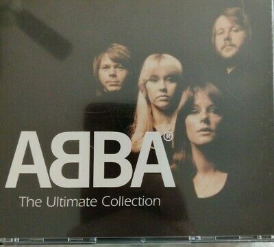 "ABBA -  ""The Ultimate Collection"" READER'S DIGEST 4 DISC EXCELLENT CONDITION"