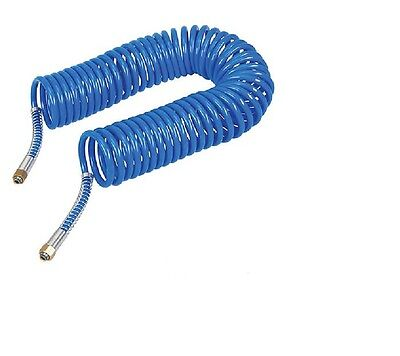 10m Druckluftschlauch Spiral