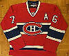 MONTREAL CANADIENS JERSEY CHANDAIL   ***still in stock**