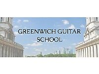 Classical Guitar Lessons - Greenwich Guitar School