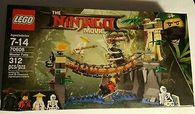LEGO Ninjago Movie Master Falls 70608 Building Kit 312 Piece Best Toy