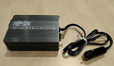 PV150 - Tripp Lite PowerVerter 150-Watt Ultra-Compact Inverter - 12V DC - 120V A