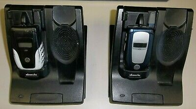 Iden Advancetec Desktop Dispatch Console Lot Of 2