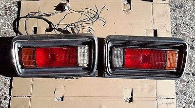NISSAN LAUREL  pair of rear lights  1975 model