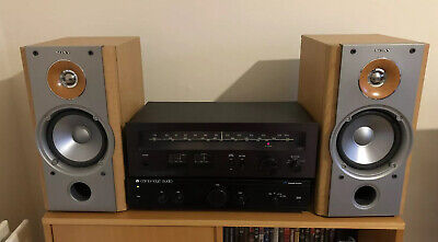 Hi Fi Starter System ! Amp, Tuner And Speakers