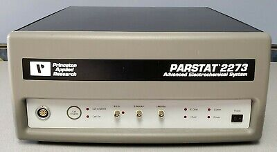 Princeton Applied Research Parstat 2273 Advanced Electrochemical System