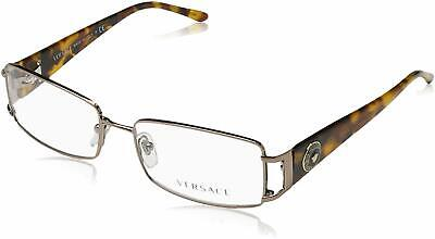 Authentic VERSACE VE1163M - 1013 Eyeglasses DARK COPPER  *NEW*  52mm