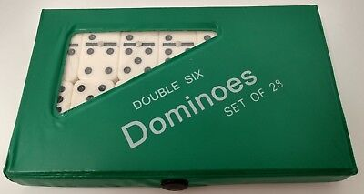 Double 6 Dominoes with Spinners FREE SHIPPING