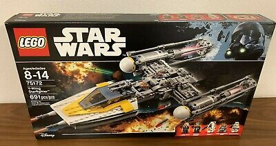 LEGO 75172 Star Wars Rogue One Y-wing Starfighter  New & Sealed