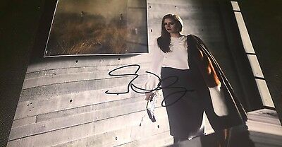 Amy Adams Nocturnal Animals Hand Signed 11X14 Photo W Coa Aa 2 Look