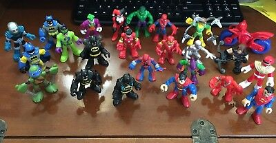 Imaginext & Playskool Heroes - Super Heroes Action Figure (Super Heroes Figure)
