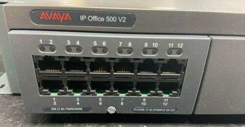 Avaya IP Office 500v2 with Combo Card (700476005)