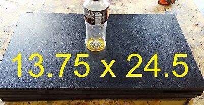 Abs Plastic Sheet .250 14 Thick 13.75 X 24.5