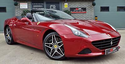 2015 Ferrari California 3.9 V8 T Rosso California Metallic Great Example