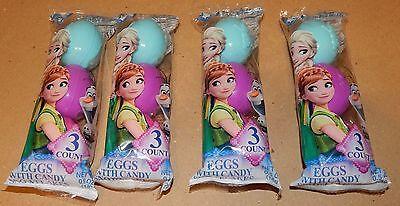 Easter Treat Eggs 12ea Bright Frozen With Candy Snowflakes inside 4ea 3pks 110U](Frozen Easter Eggs)