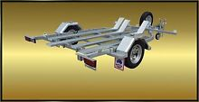 STOCK CLEARANCE MOTOR BIKE TRAILER BY SPITFIRE TRAILERS FOR SALE. Bullsbrook Swan Area Preview
